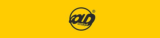 Логотип студии дизайна GoldMetod